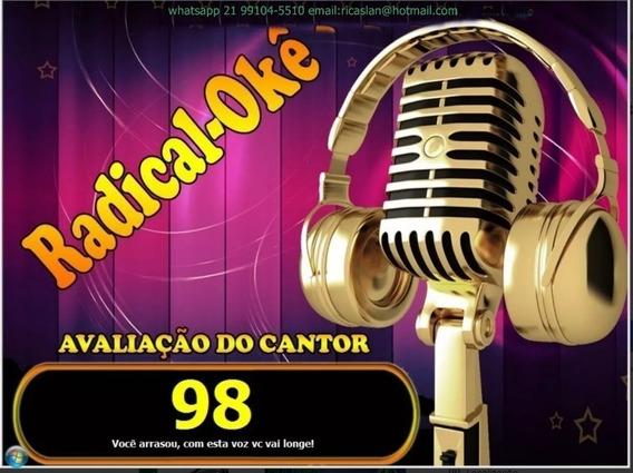 Karaoke + Gerador Download Completo Nac 32c Int10c