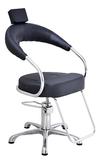 Cadeira Poltrona Hidraulica Futurama Para Cabeleireiros