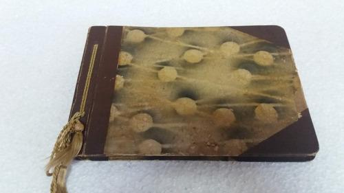 Álbum Fotos Antigas Preto E Branco 1936-39 Interior Rj
