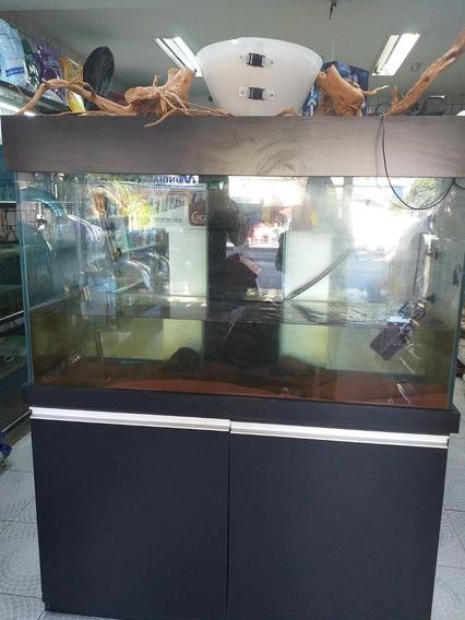 Vendo Aquario C/ Movel 2 Portas