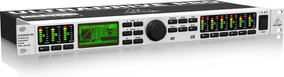 Crossover Digital Behringer Ultradrive Dcx2496 Mostruário *