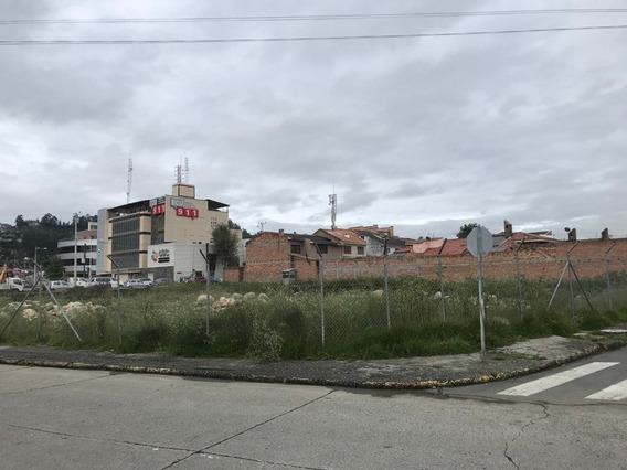 Alquiler De Amplio Terreno Sector Ecu911 Cuenca