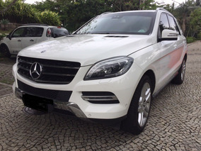 Mercedes-benz Classe Ml 350 Sport Top 2015 Blindada