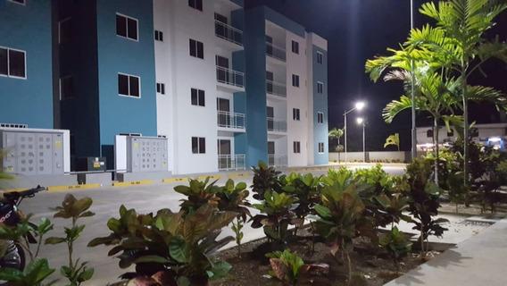 Ven A Disfrutar De Cabrera: Apartamento De 3 Hab. Con Aire. Para 7 Personas