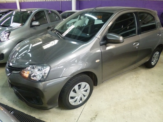 Etios 1.5 Xs 16v Flex 4p Manual 40223km