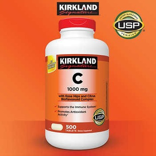 Vitaminas C X 500 Tabletas De 1000 - Unidad a $186