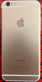 iPhone 6s 16gb Dourado Usado Bom Estado