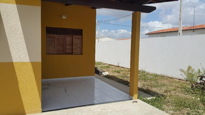 Casa Em Loteamento Flaboyant, Macaíba/rn De 63m² 2 Quartos À Venda Por R$ 97.000,00 - Ca210408