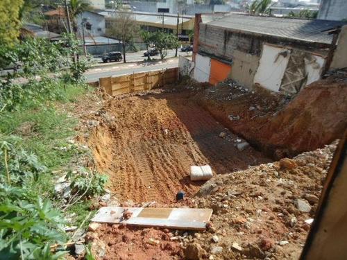 Terreno À Venda, 263 M² Por R$ 1.600.000 - Vila Regente Feijó - São Paulo/sp - Te0654