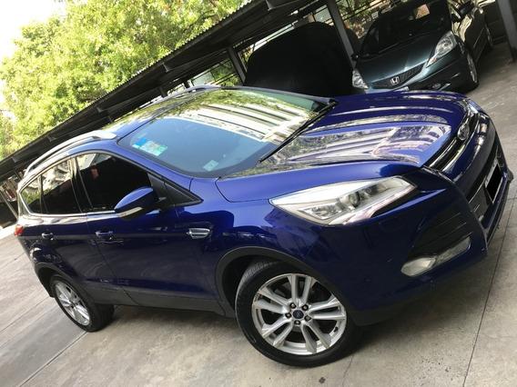 Ford Kuga Titanium Service Oficiales Excelente Smart Garage
