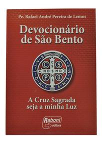 Devocionário De São Bento (grátis Adesivo)