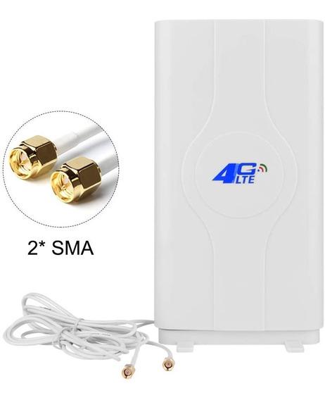 Antena Internet Bam Router Modem Huawei Zte Sma Ts9 Crc9