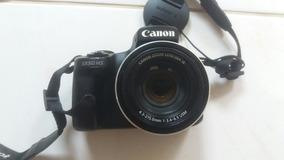 Câmera Powershot Canon Sx50 Hs 50x Zoom