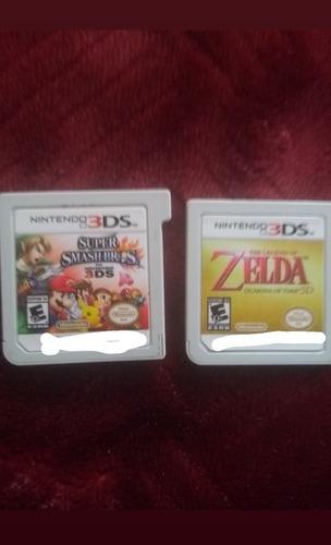 2 Juegos Para Nintendo 3ds
