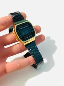 Relógio Casio Vintage Preto La680wegb-1a Promoção Barato !!!