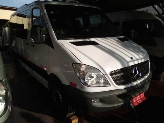 Sprinter 415 T.b 2012/13 Km 111 Mil Bancada Fixa C/ar
