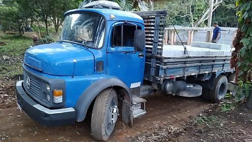 Imagem 1 de 4 de Mercedes Bens 1113 Truck