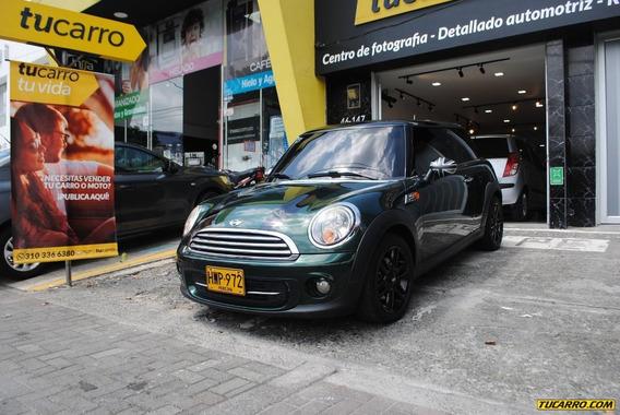 Mini Cooper Hatch Back
