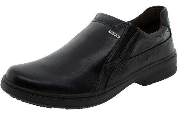 Sapato Social Masculino Pegada 100% Couro Original