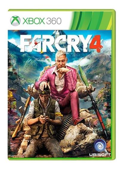 Far Cry 4 - Xbox 360 - Usado - Original