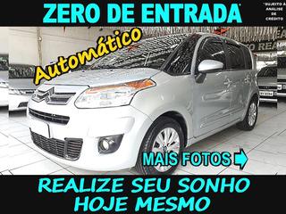Citroen C3 Picasso Automático / Financiamento Sem Entrada !
