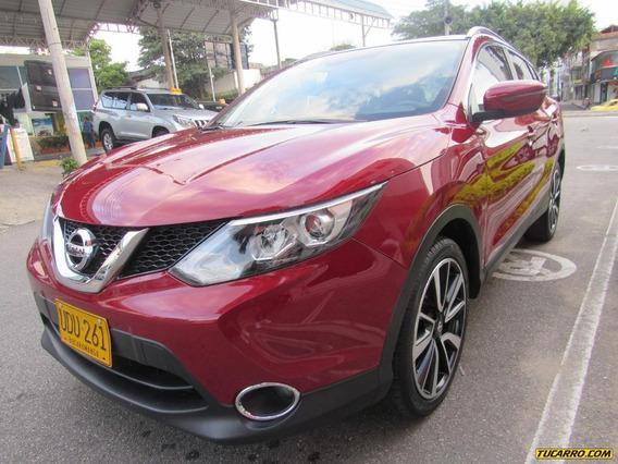 Nissan Qashqai Full Equipo