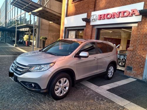 Honda Cr-v Exl At, 4x4, Gris, 2013, 94000kms