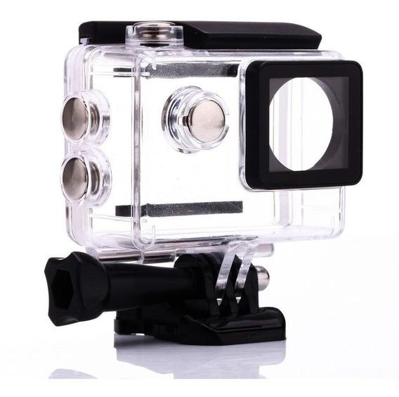 Caixa Estanque Case Original Sj4000 Sjcam Prova Dágua