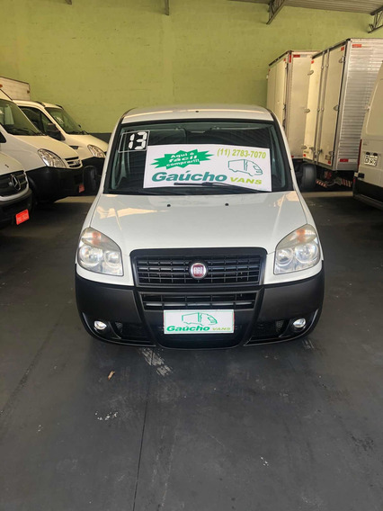 Fiat Doblo Cargo 1.8 16v Flex 4p 2013