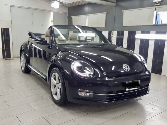 The Beetle Cabrio Impecable