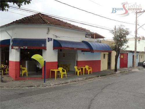 Terreno À Venda, 260 M² Por R$ 1.200.000,00 - Vila Invernada - São Paulo/sp - Te0461