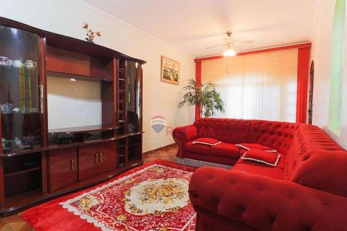 Sobrado Com 3 Dormitórios À Venda, 247 M² Por R$ 599.000,00 - Aricanduva - São Paulo/sp - So1709