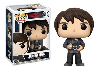Funko Pop Original - Jonathan Byers #513 - Stranger Things