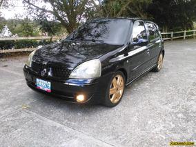 Renault Clio 1.6 - Sincronico