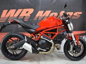 Ducati   Monster 797 . 2018