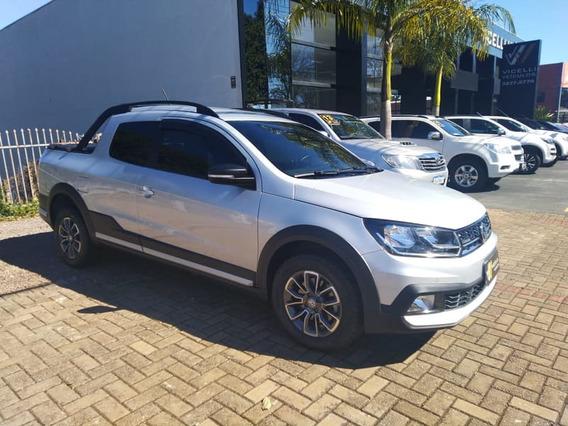 Volkswagen Saveiro Cd Cross 2018
