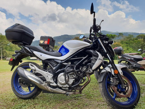 Suzuki Gladius 650 Modelo 2015