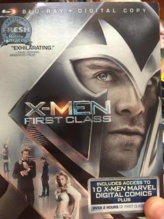 Blu Ray X-men First Class