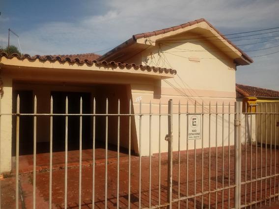 Casa No Centro De São José Dos Campos Sp