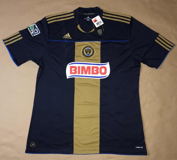 Camisa Philadelphia UnionHome 10/11adidas Nova Na Tag
