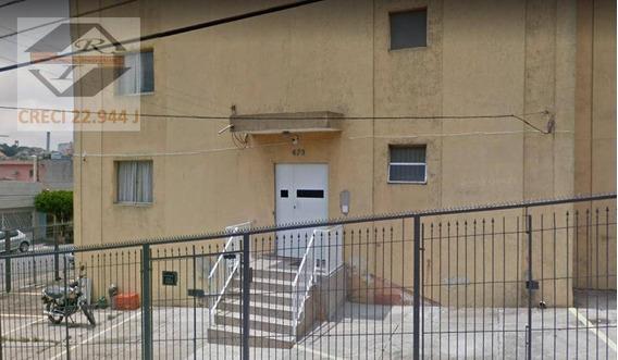 Apartamento Com 1 Dormitório À Venda, 39 M² Por R$ 123.192,21 - Alves Dias - São Bernardo Do Campo/sp - Ap3615