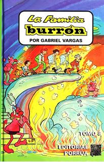 La Familia Burrón Tomo 8 - Gabriel Vargas - Libro