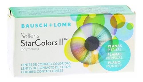 Lentes De Contacto Soflens Starcolors Ii - Óptica Habilitada