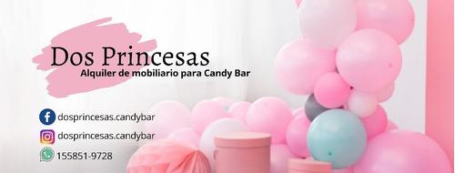 Alquiler De Estructuras Para Candy Bar