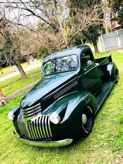 Chevrolet 1946 Pick - Up