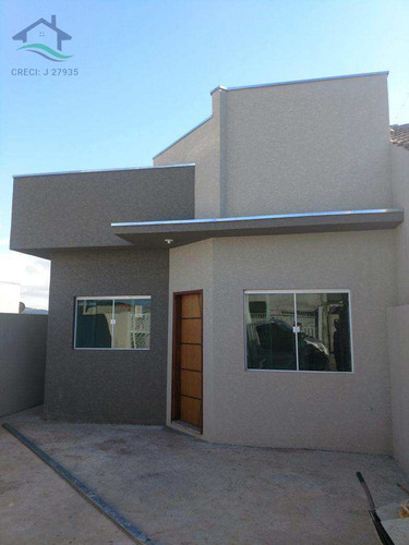 Imagem 1 de 20 de Casa Com 3 Dorms, Nova Cerejeira, Atibaia - R$ 345 Mil, Cod: 1524 - V1524