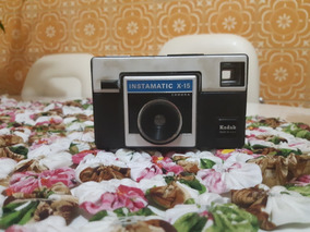 Câmera Analógica Fotográfica Kodak X15 Anos 80