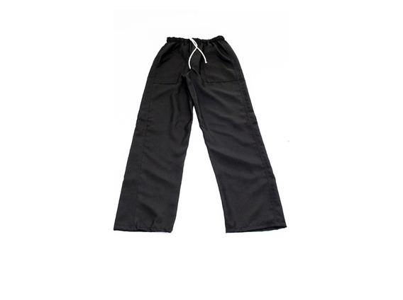 Calças Masculina Oxford (05unid) Preto Xg