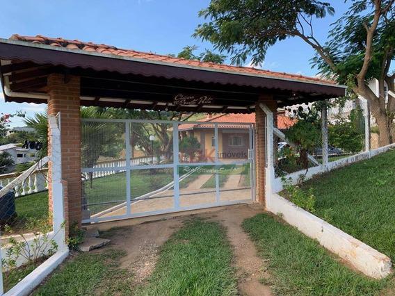 Chácara Com 2 Dormitórios Para Alugar, 1000 M² Por R$ 2.500/mês - Itaim - Taubaté/sp - Ch0125