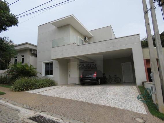 Casa Em Condomínio Com 3 Suítes - Ca4284